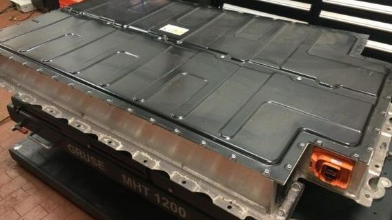 Rækkevidde på elbilbatterier