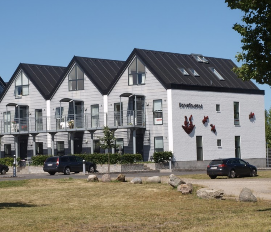 Ladestander til boligforening i Nykøbing Sjælland